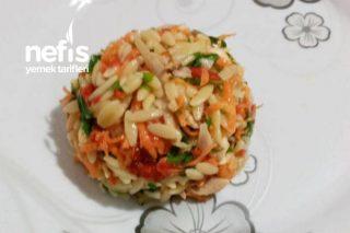 Tavuklu Şeriye Salatası Tarifi