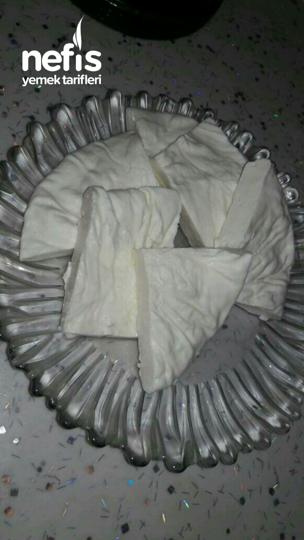 Taze Ev Peyniri Yapımı
