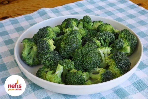 brokoli nasıl yıkanır