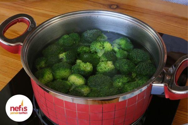 brokoli buzlukta nasıl saklanır