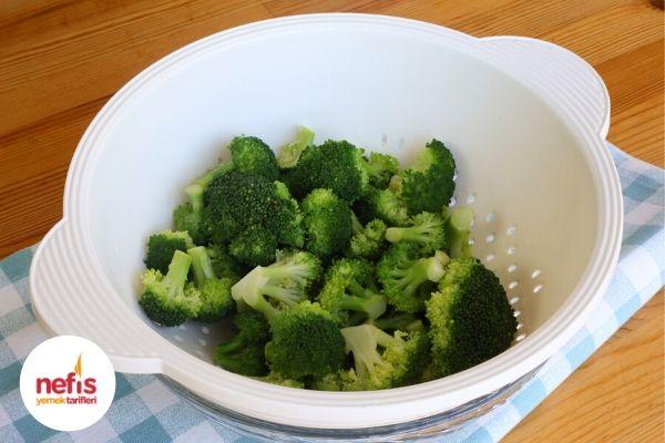 brokoli nasıl ayıklanır