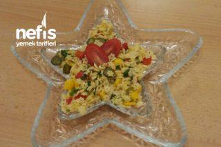 Yıldız Şehriye Salatası Tarifi