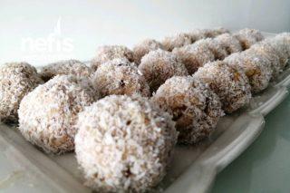 Elmalı Muzlu Toplar (Şeker İlavesiz) Tarifi