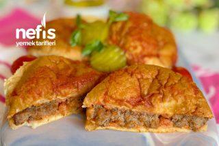 Evde Daha Güzel Olur; Islak Hamburger Tarifi