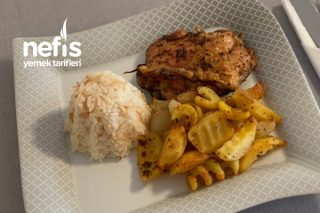 Fırında Patates Tavuk Tarifi