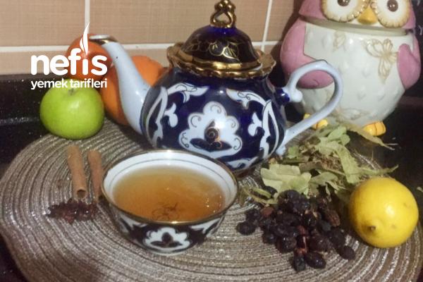 Hastayı Ayağa Kaldıran Çay Tarifi