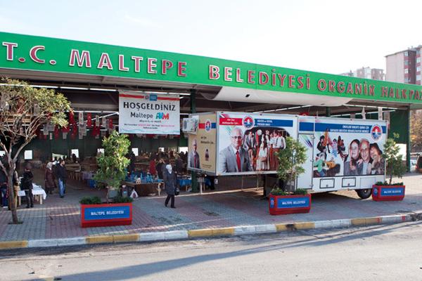 maltepe organik pazarı istanbul