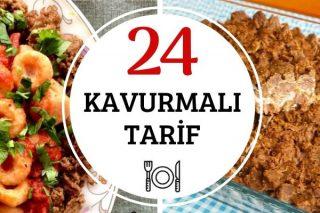 Kavurmalı Tarifler 24 Çeşit Şahane Yemek Tarifi