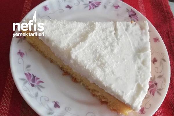 Pamuk Pasta (Çok Kolay Ve Pratik Bir Pasta Bayılacaksınız) Tarifi