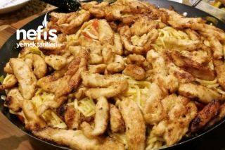 Çin Usulü Çıtır Tavuk Tarifi