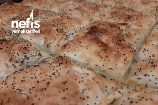 Enfes Sodalı Börek (Ispanaklı) Tarifi