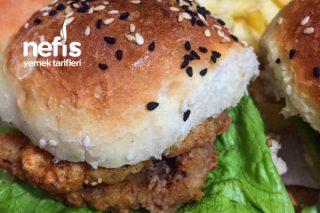 Evde Kfc Burger Tarifi