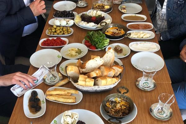 van kahvaltı sarayı nevşehir