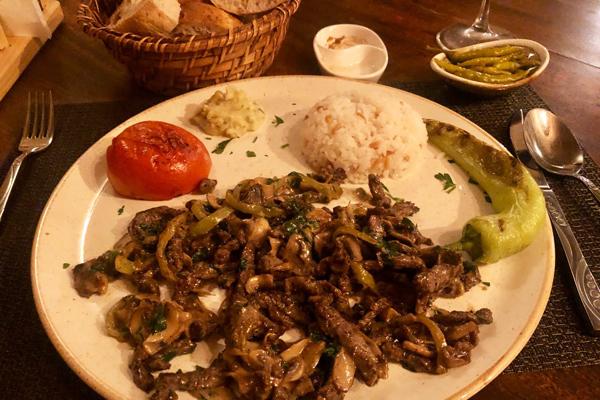 inci cave restoran nevşehir