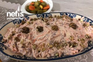 Pratik Gün Salatası Tarifi