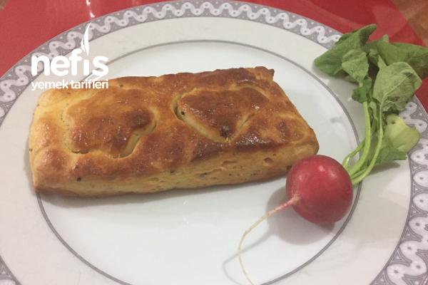 Rezeneli Mahlepli Çörek Tarifi