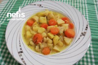 Zeytinyağlı Portakal Sulu Kereviz Yemeği Tarifi