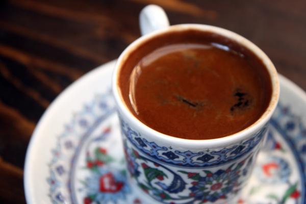 türk kahve diyeti