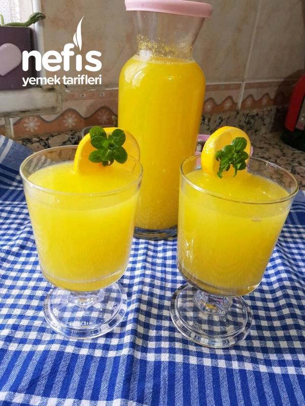 Limonata ( 1 Limon 2 Portakal İle Hazır Almaya Son)