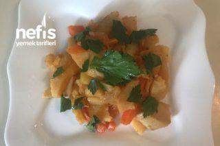 Mükemmel Ayvalı Portakallı Kereviz Yemeği (Çocuklarınız Dahi Sevecek) Tarifi