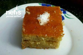 Portakallı Islak Kek (Videolu) Tarifi