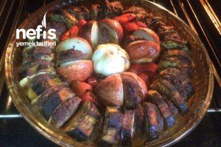Adıyaman Usulü Patlıcan Kebabı Tarifi
