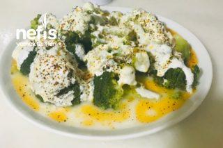 Sarımsaklı Yoğurtlu Brokoli Tarifi
