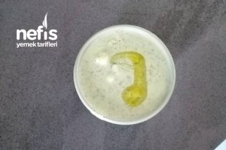 Sumaklı Maydanozlu Yoğurt Tarifi