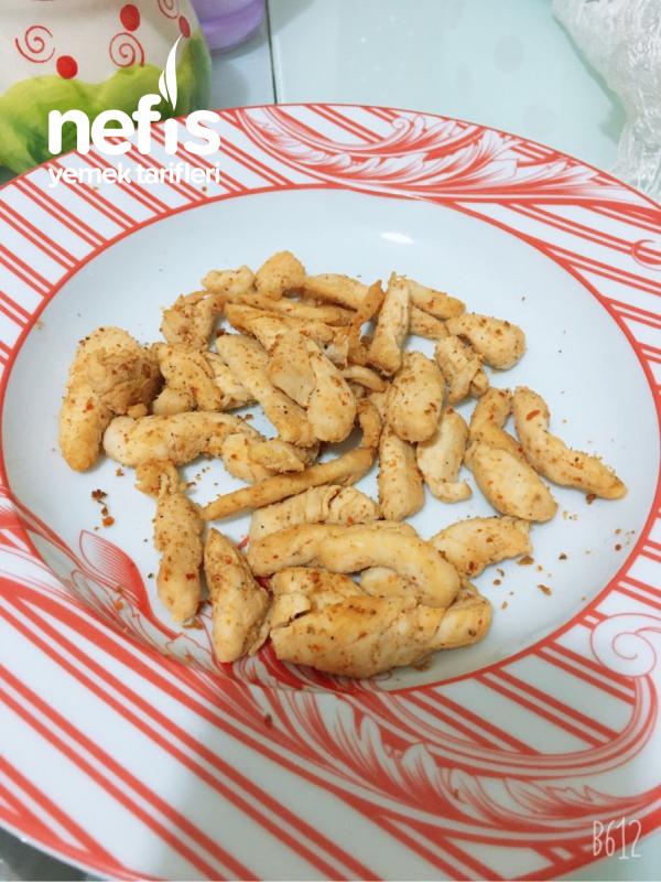 Yağsız Tavuk ( Diyet Yapanlar İçin Birebir) :)