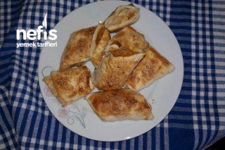 Akşam Yap Sabah Pişir Böreği Tarifi
