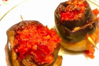 Patlıcan Sarma (Melanzane) Tarifi