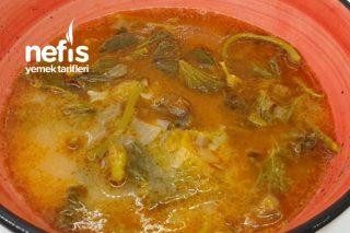 Sallım (Ebegümeci Çorbası) Tarifi