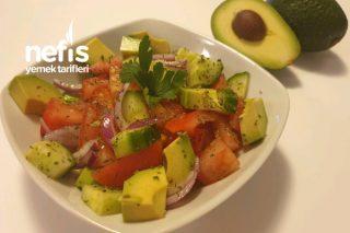 Avocado Salatası Tarifi