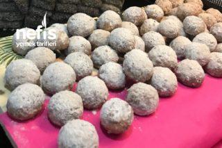 Ağızda Dağılan Tarçınlı Pudra Şekerli Kurabiye Tarifi