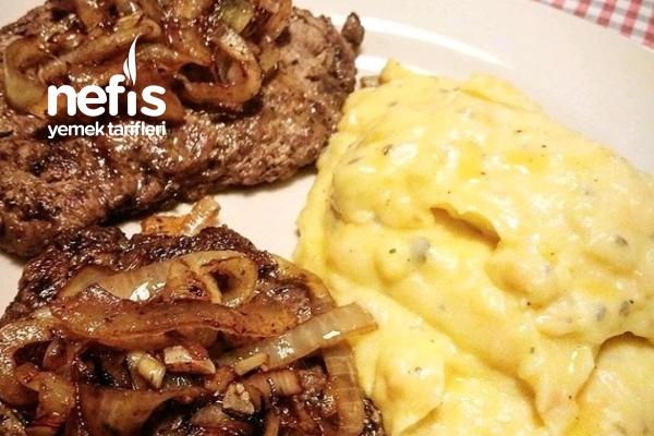 Alman Usulü Biftek (Orta Az) Tarifi