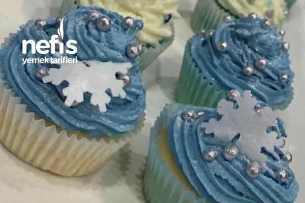 Frozen Cupcakes Tarifi