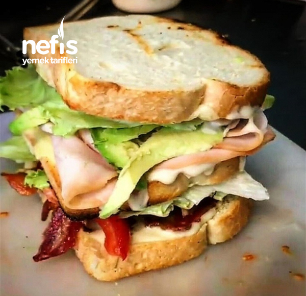 Hawaii  Sandwich