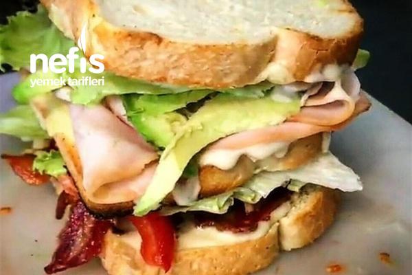 Hawaii  Sandwich Tarifi