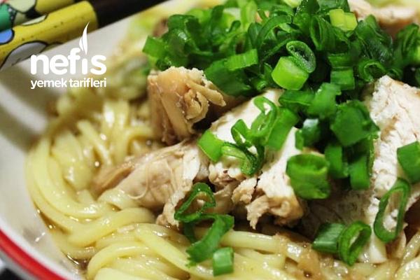 Japon Mutfağından Tavuklu Ramen Tarifi