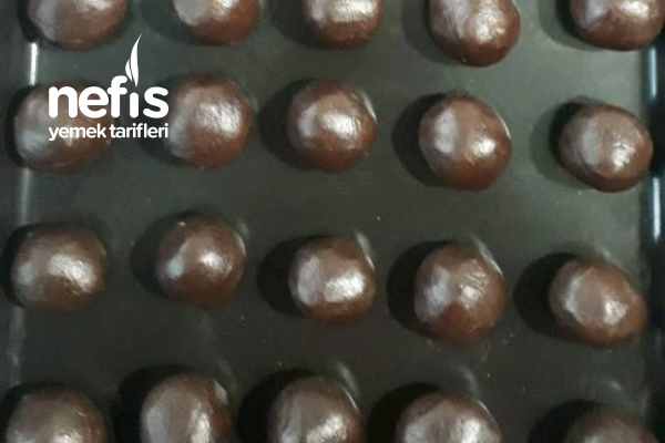 Kakaolu Islak Kurabiye(browni Kurabiye)