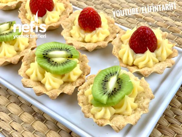 Meyveli Tartolet(videolu)