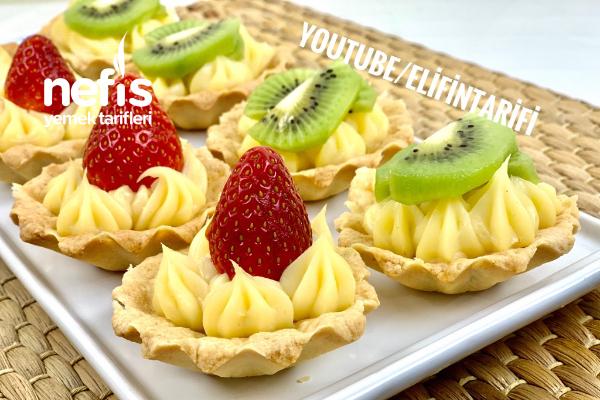 Meyveli Tartolet (Videolu) Tarifi