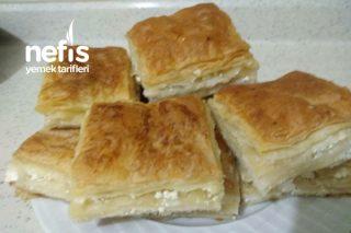 Nişastalı Börek (Baklava Gibi Kat Kat) Tarifi