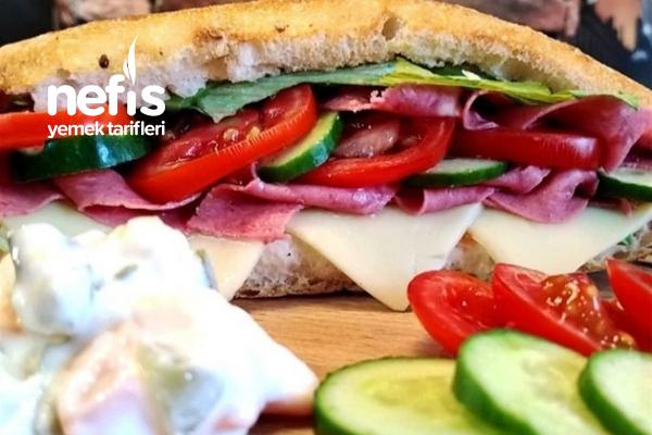 Power Sandwich Tarifi