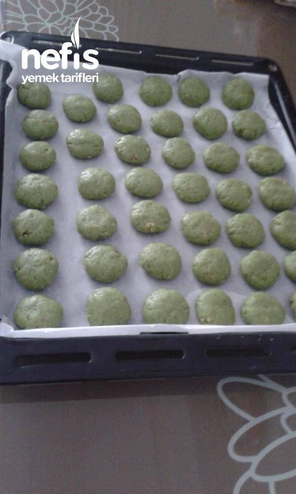 Yeşil Kurabiye