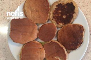 Diyet İçin Fit Pankek (35 Kalori) Tarifi