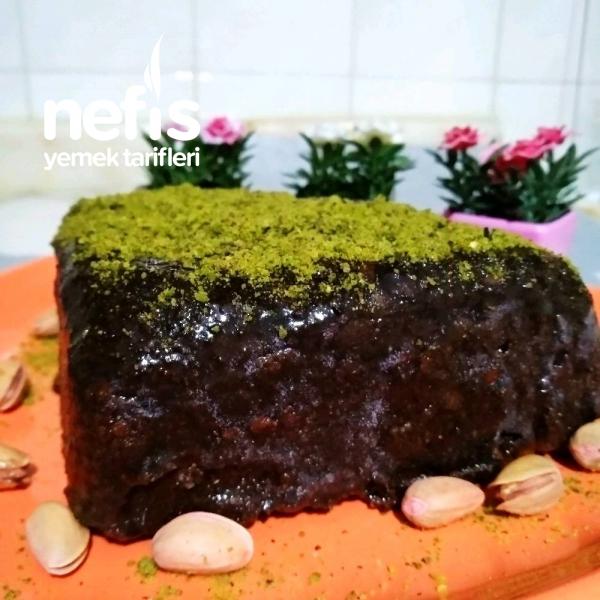 Evde Ne Varsa Mozaik Pastası