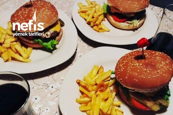 Gurme Burger (Hakan Chef) Tarifi