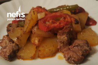 Patatesli Fırın Kebabı Tarifi