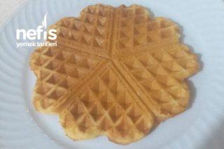 Çıtır Waffle Hamuru Tarifi